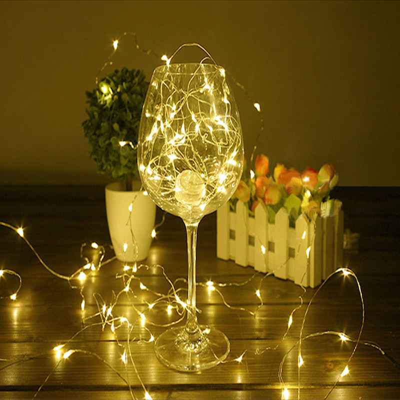 USB-10M-8-Modes-100-LED-String-Light-Christmas-Waterproof-Copper-Wire-LED-S-Y5H5 thumbnail 9