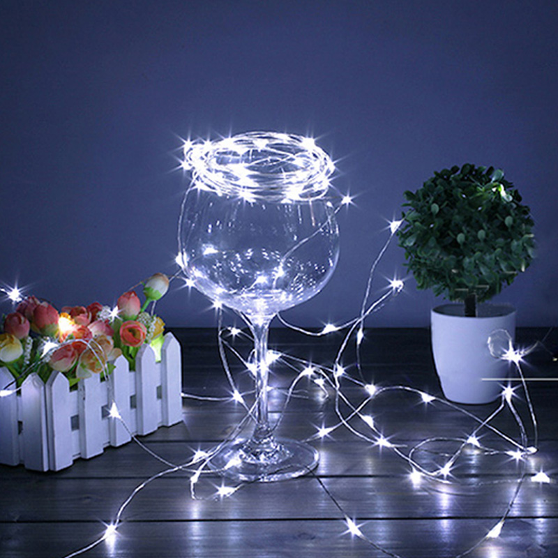 USB-10M-8-Modes-100-LED-String-Light-Christmas-Waterproof-Copper-Wire-LED-S-Y5H5 thumbnail 13