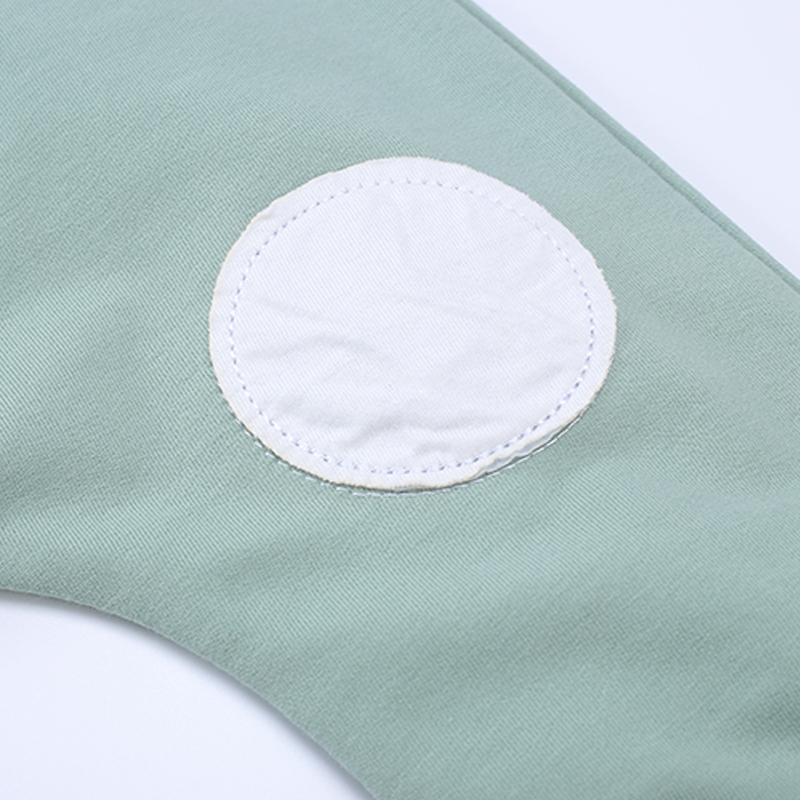 Nuevo-Otono-Mono-Mameluco-de-Bebe-Recien-Nacido-Cardigan-de-Boton-Ropa-Exte-R3D4 miniatura 10