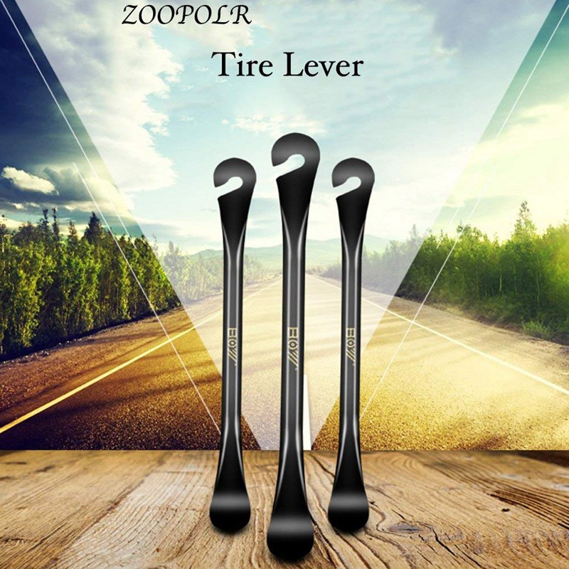 I3S5 BOY High Srength metal Bicycle Cycling Tire Lever Set of 3