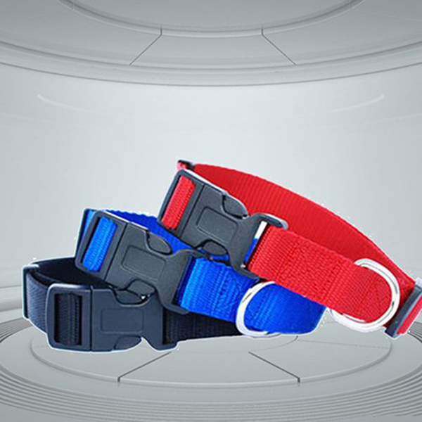 Adjustable-Nylon-Dog-Puppy-Collar-with-Buckle-and-Clip-for-Lead-M2V1M2V1 縮圖 6