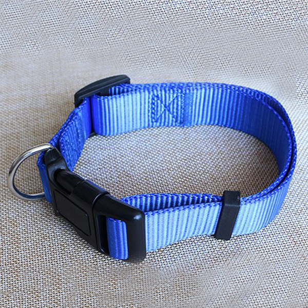 Adjustable-Nylon-Dog-Puppy-Collar-with-Buckle-and-Clip-for-Lead-M2V1M2V1 縮圖 16