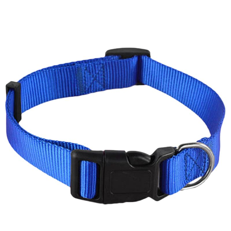 Adjustable-Nylon-Dog-Puppy-Collar-with-Buckle-and-Clip-for-Lead-M2V1M2V1 縮圖 26