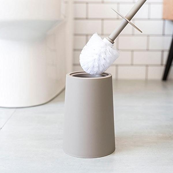 2x brosse de toilette avec base salle de bain ensemble de nettoyage de salle w6 ebay - Nettoyage de salle de bain ...