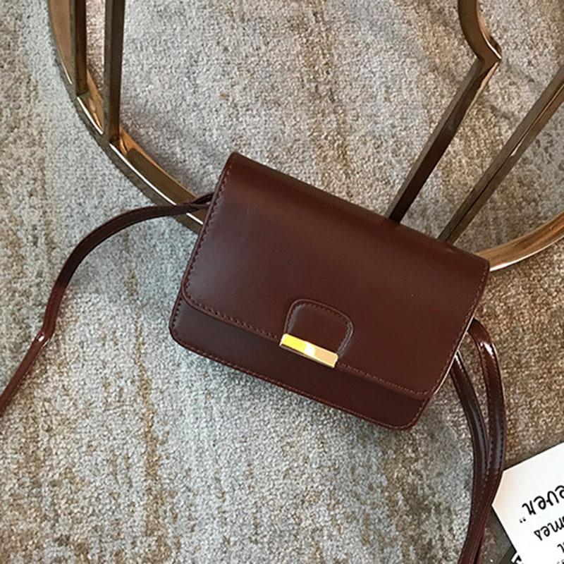 Women-039-s-Fashion-Leather-Simple-Solid-Handbag-Small-Shoulder-Bags-Crossbody-N2X8 thumbnail 14