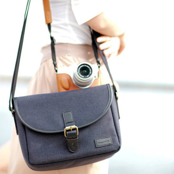 1X-Retro-Photo-Camera-Bag-Case-Cover-For-EOS-200D-77D-7D-80D-800D-130L1S1 thumbnail 8