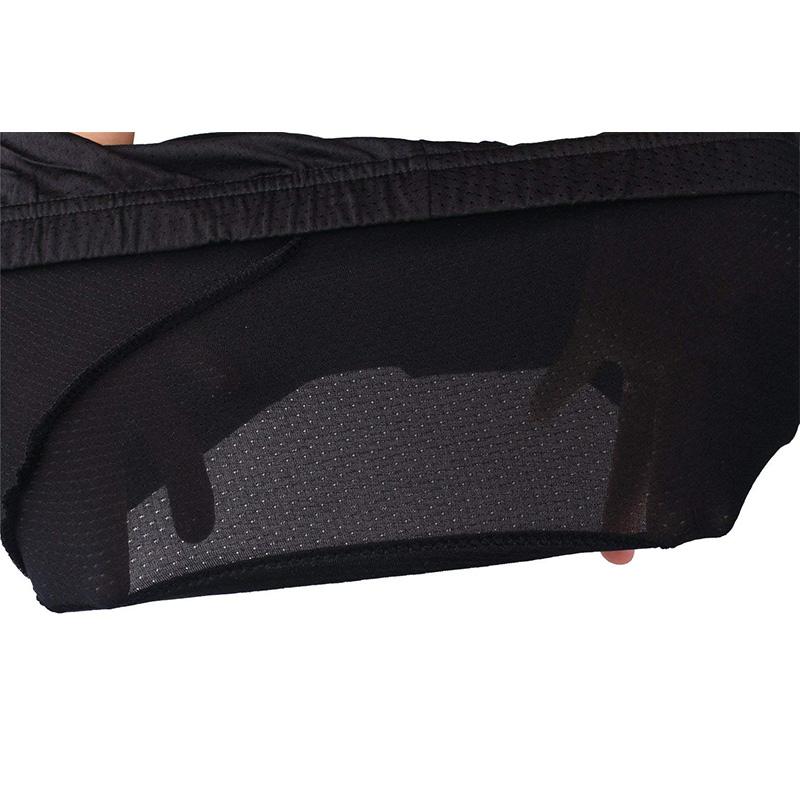 Sous-Vetements-de-Velo-Rembourres-3D-Short-Respirant-Poids-Leger-Homme-I9J9 miniature 7