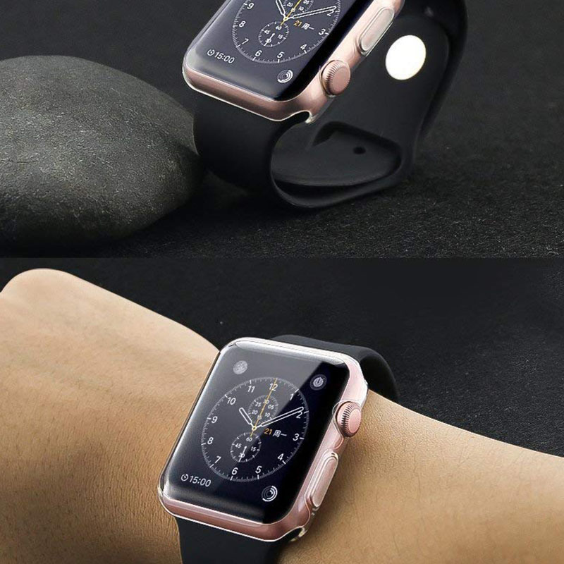 for-Series-1-42mm-Case-for-Apple-Watch-Screen-Protector-iWatch-Overall-Prot-S2P thumbnail 3
