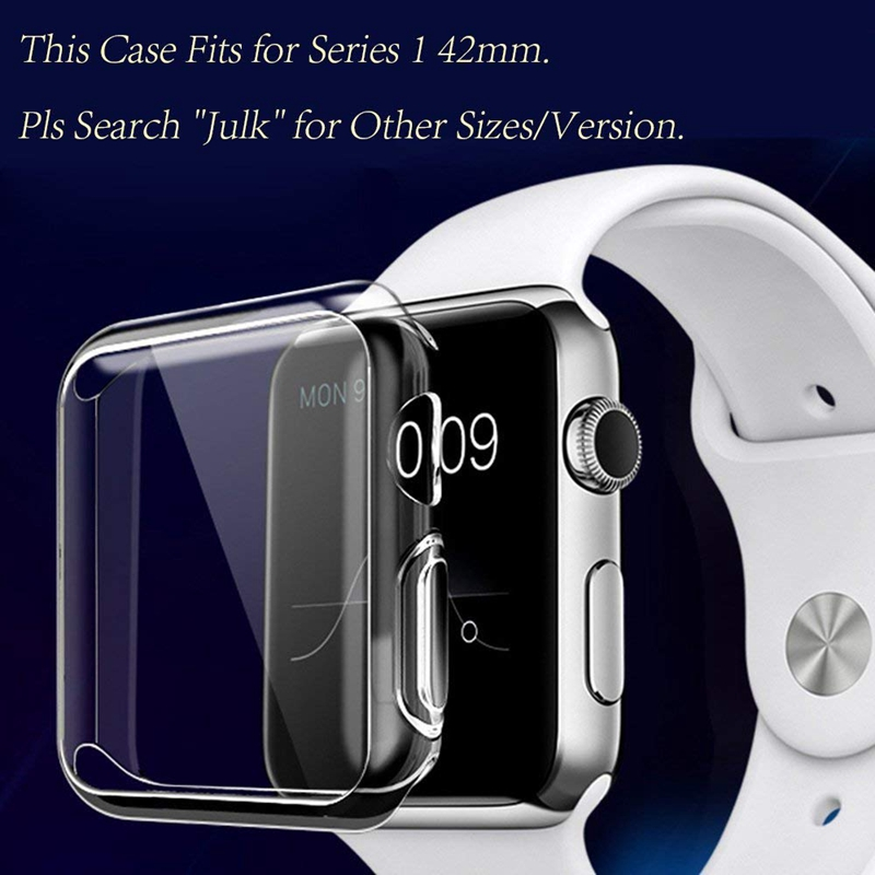 for-Series-1-42mm-Case-for-Apple-Watch-Screen-Protector-iWatch-Overall-Prot-S2P thumbnail 5