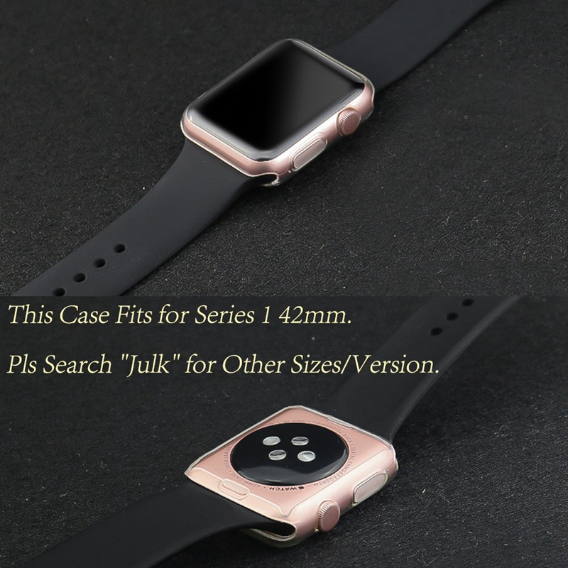 for-Series-1-Case-for-Apple-Watch-Screen-Protector-iWatch-Overall-Protecti-T7G3 thumbnail 5