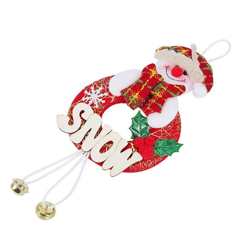 Decorazioni di campane di natale per festa in casa for Ornamenti casa