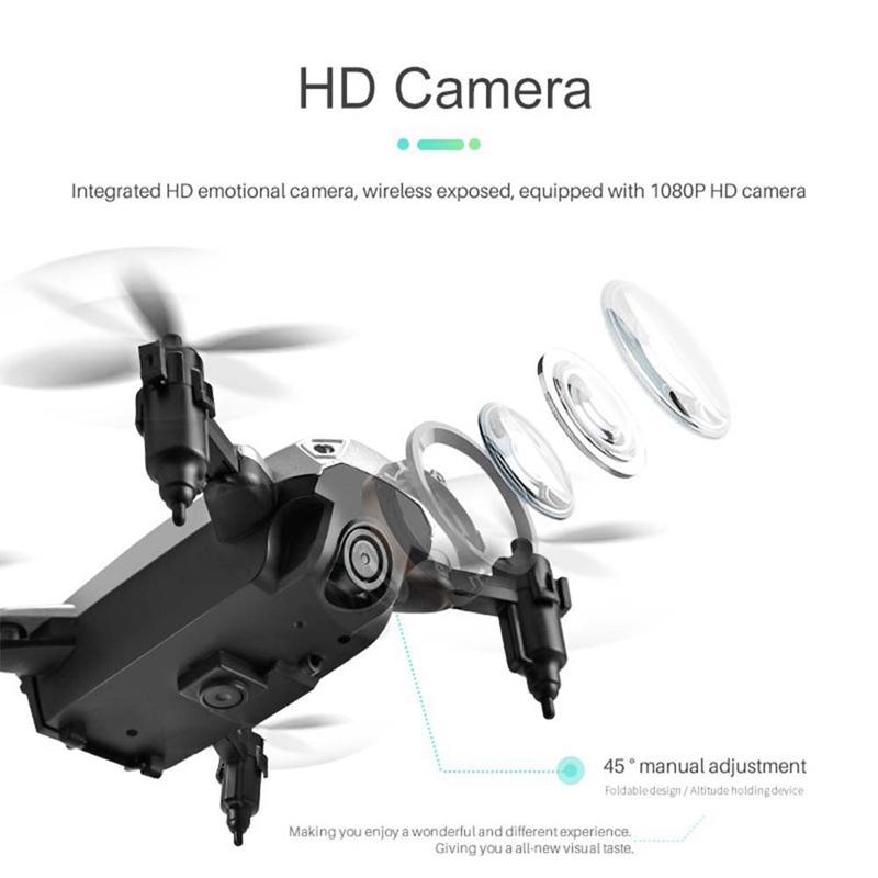2x (ky301 altezza ste ste ste MINI pieghe Quadcopter WiFi in tempo reale aria Drone Fernbed 3i d87125