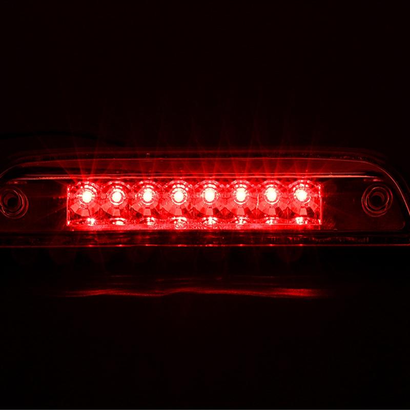 Para-1995-2017-Toyota-Tacoma-Estuche-Trasero-Tercero-3Rd-Freno-Luz-Led-Lamp-7W3 miniatura 21