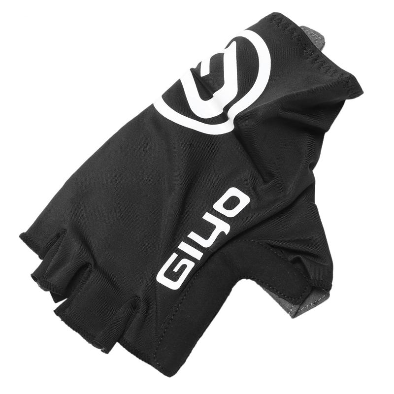 GIYO-Gants-De-Velo-Demi-Doigt-Gel-Sports-Velo-De-Course-Mitaines-Femme-Homm-Q9B5 miniature 5