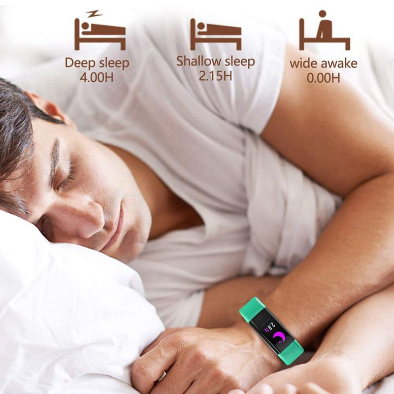 Plus-0-96-Pulgadas-Monitor-De-Presion-Arterial-Fitness-De-Ritmo-Cardiaco-R6D9 miniatura 17