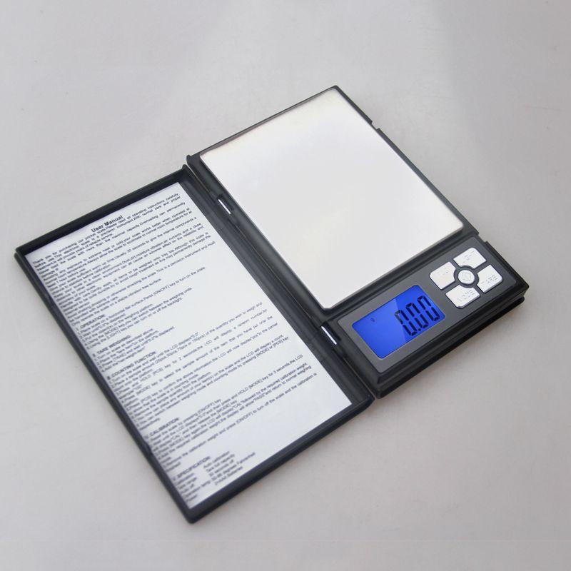 Mini-Bascula-Digital-0-01-G-Bascula-Portatil-De-Precision-Balance-De-U8T6 miniatura 3