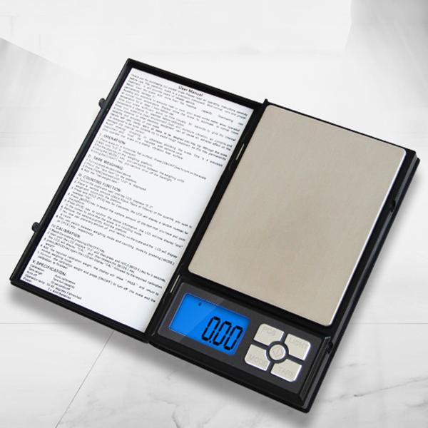 Mini-Bascula-Digital-0-01-G-Bascula-Portatil-De-Precision-Balance-De-U8T6 miniatura 6