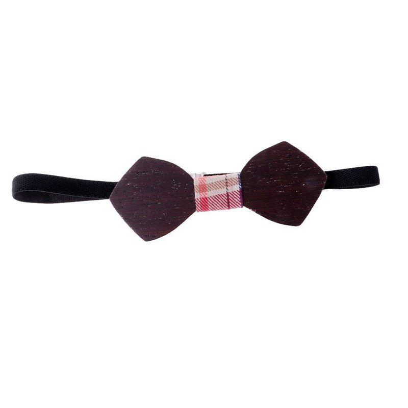 Homme-Noeud-Papillon-en-Bois-Cravate-Tendance-Accessoire-Costume-Tuxedo-pou-C4N1 miniature 10
