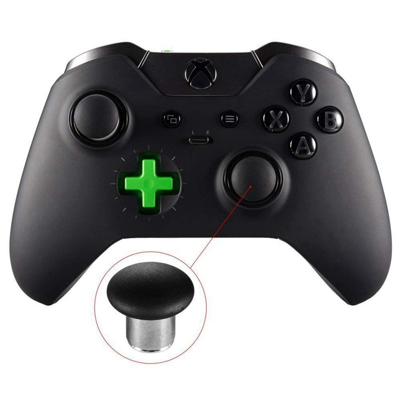 6-in-1-Swap-Thumbstick-Grips-Replacement-Parts-for-Xbox-One-Elite-Controller-H9 thumbnail 4