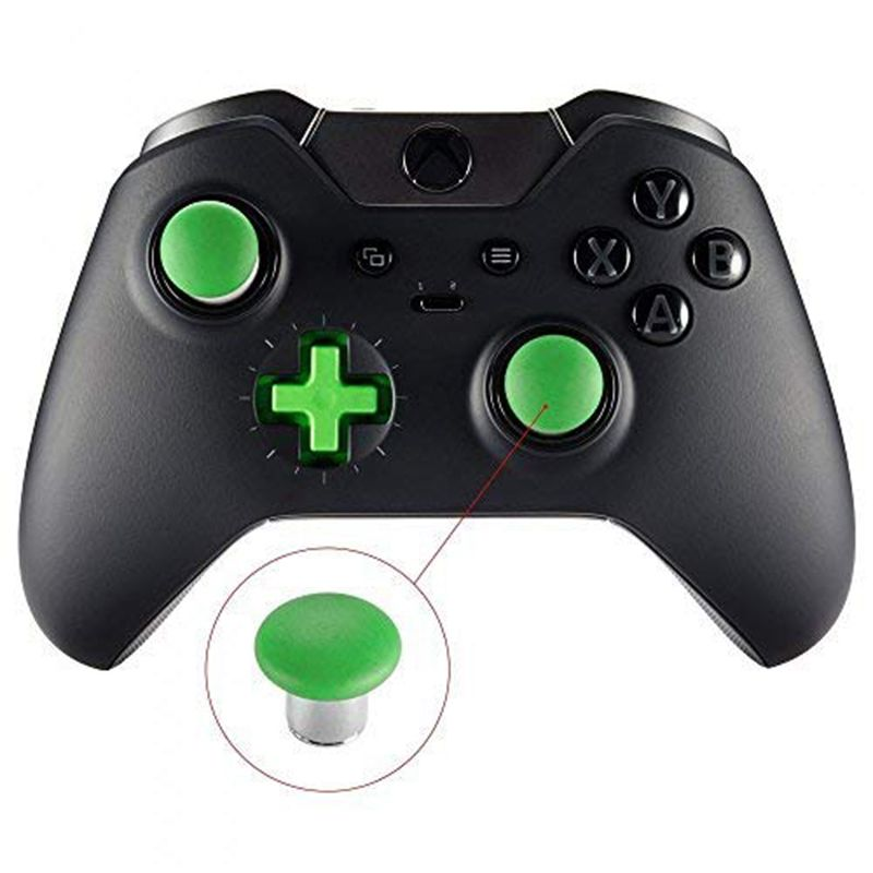 6-in-1-Swap-Thumbstick-Grips-Replacement-Parts-for-Xbox-One-Elite-Controller-H9 thumbnail 18