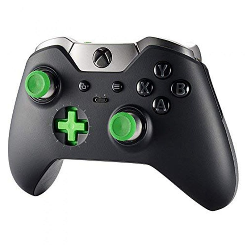 6-in-1-Swap-Thumbstick-Grips-Replacement-Parts-for-Xbox-One-Elite-Controller-H9 thumbnail 20