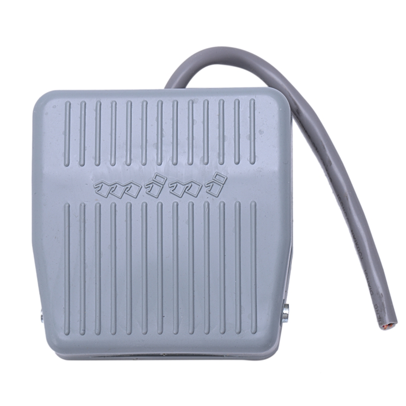 Foot Switch Power Foot Pedal SPDT Momentary =Non Skid = S1