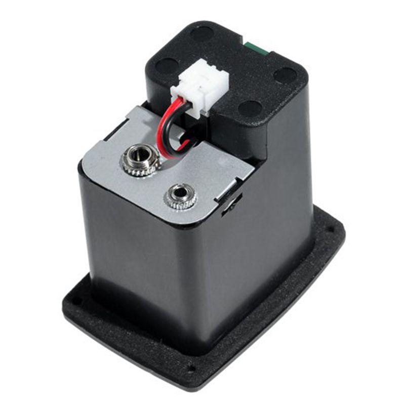 Belcat-Uk-2000-Cable-Piezo-Electrique-En-Spirale-Pickup-Eq-Et-Pre-Amp-Po-G9G0 miniature 3