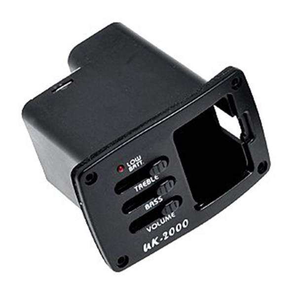 Belcat-Uk-2000-Cable-Piezo-Electrique-En-Spirale-Pickup-Eq-Et-Pre-Amp-Po-G9G0 miniature 5