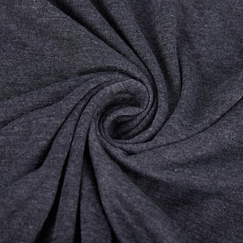 miniatuur 15 - Women Shirts Button Lace Sleeve Long Sleeve Plus Size Skinny