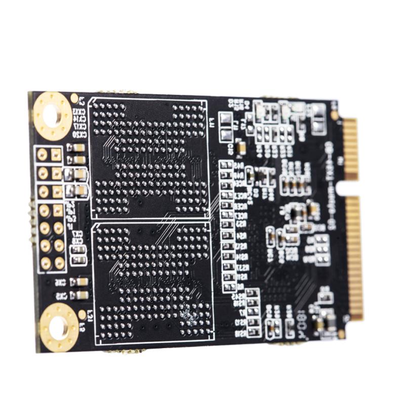 Vaseky-Disque-Dur-Mini-Msata-3-1-8-Pouce-Ssd-Disque-Dur-Disque-Solide-Stat-9W9 miniature 6
