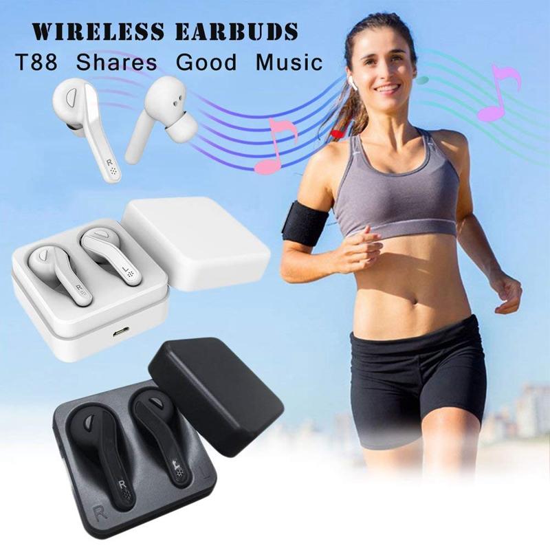 Hifi-Tws-Sans-Fil-Bluetooth-Double-Stereo-Bluetooth-5-0Anti-Oreillettes-Ip-T3W4 miniature 16