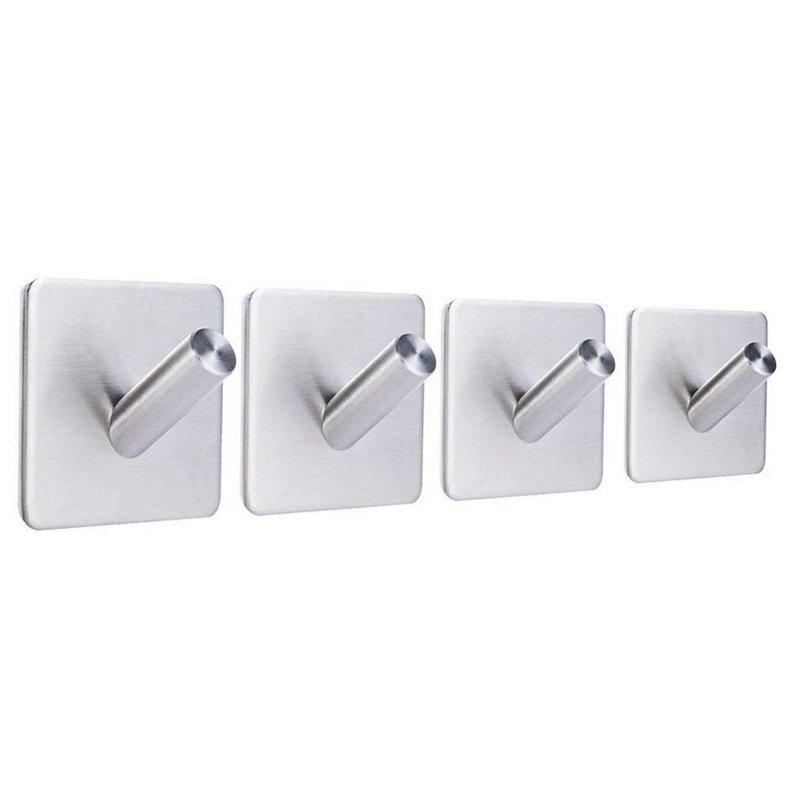 Magnethaken Handtuchhalter bis zu 30 kg Neodym Magnet Haken Halter Badtuch