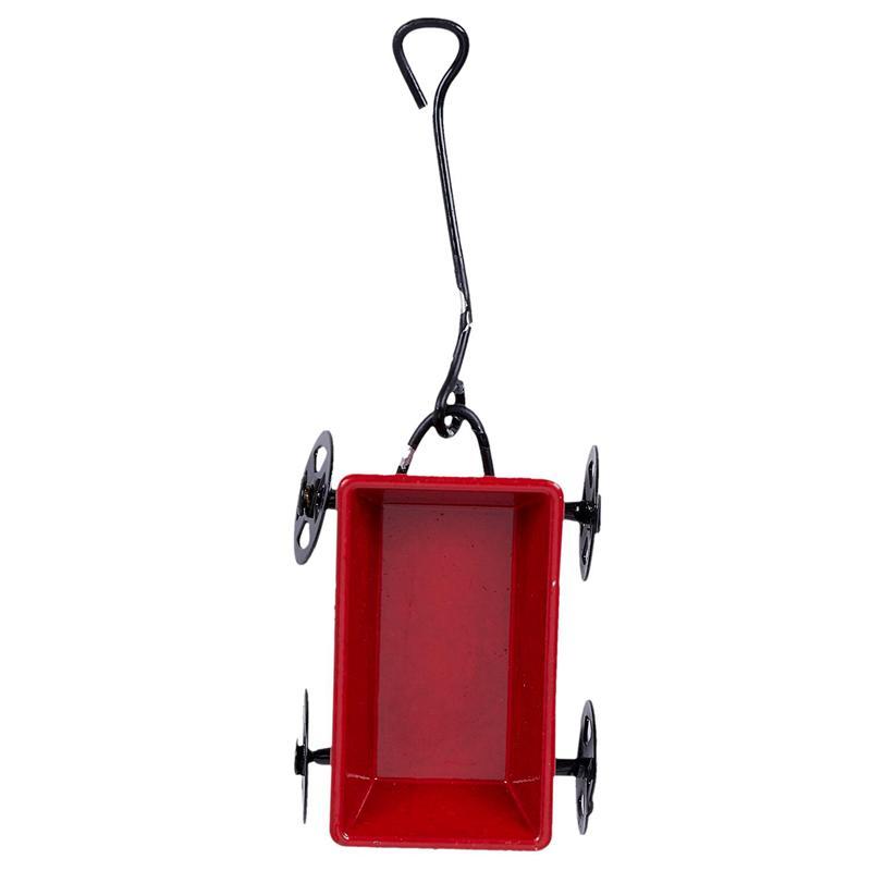 15X-1-12-Dollhouse-Miniature-Fairy-Garden-Car-red-amp-black-E3X6 thumbnail 4