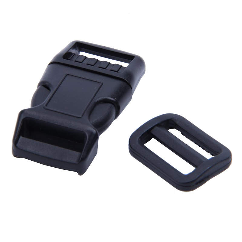 I7B1 Backpack Side Quick Release Clasp Buckles 20mm 5 pair U7L6