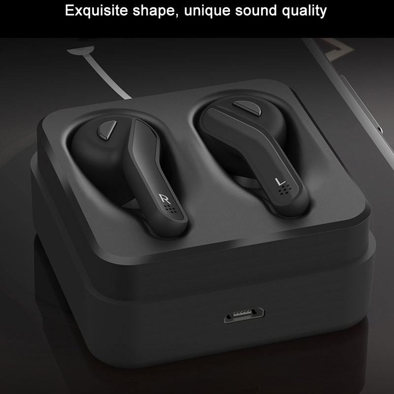 1X-Ipx5-Etanche-Bluetooth-Casque-A-Ecouteurs-V5-0-Tws-Ecouteurs-Sans-Fil-Su-Q2M3 miniature 11