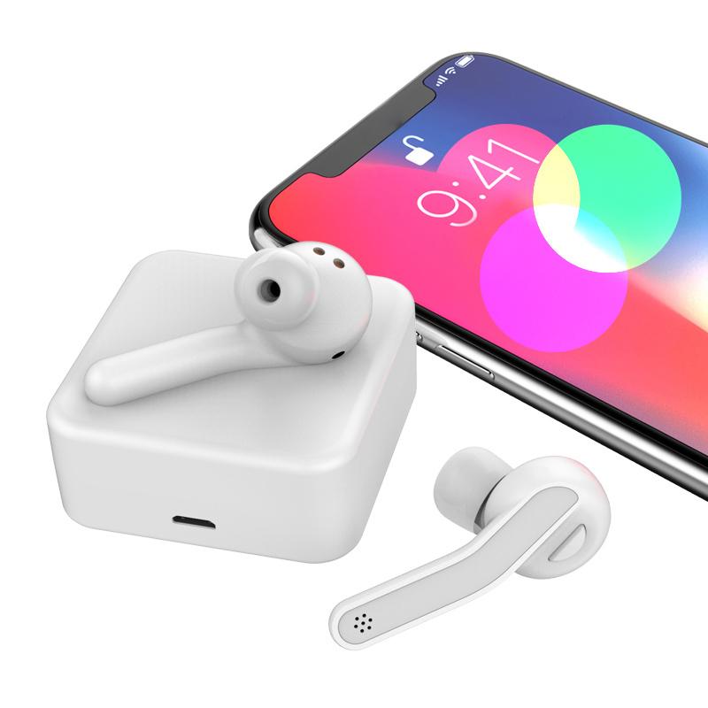1X-Ipx5-Etanche-Bluetooth-Casque-A-Ecouteurs-V5-0-Tws-Ecouteurs-Sans-Fil-Su-Q2M3 miniature 13