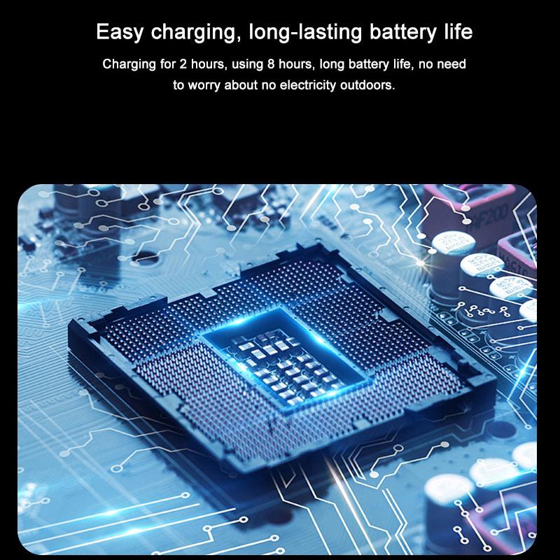1X-Ipx5-Etanche-Bluetooth-Casque-A-Ecouteurs-V5-0-Tws-Ecouteurs-Sans-Fil-Su-Q2M3 miniature 18
