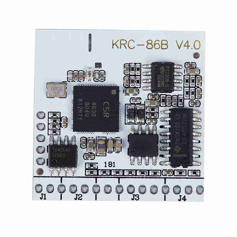 Bluetooth 4.0 KRC-86B CSR8630 Module Stereo Audio Receiver Amplifier Board