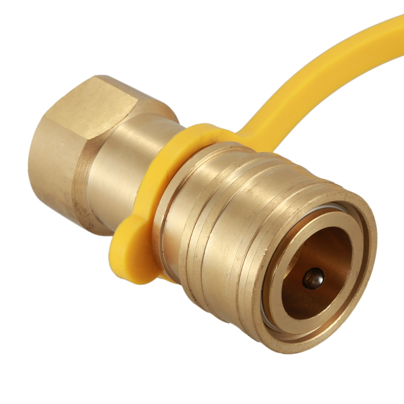 Natural-Gas-Quick-Connect-Fitting-3-8Inch-Female-Pipe-Thread-x-3-8Inch-Male-C1H5 thumbnail 4