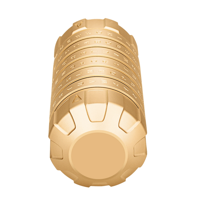 Mode-Nouveau-Style-Jouets-Educatifs-Cryptex-Verrouille-Des-Idees-Cadeaux-Id-5R3 miniature 18