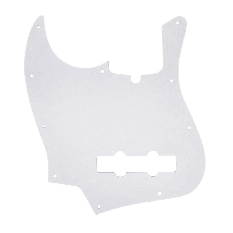 3X-10-Trous-Plaque-A-Gratter-Pickguard-Guitare-Plaque-De-Garde-Avec-Vis-Pou-N4K8 miniature 5
