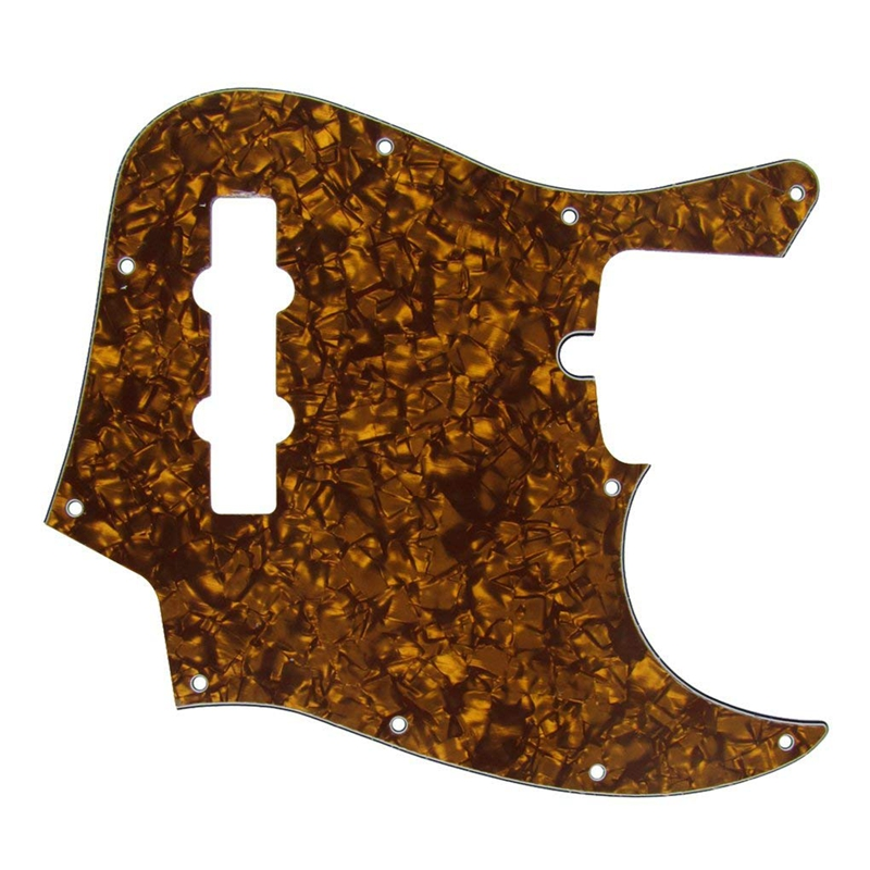 3X-10-Trous-Plaque-A-Gratter-Pickguard-Guitare-Plaque-De-Garde-Avec-Vis-Pou-N4K8 miniature 25