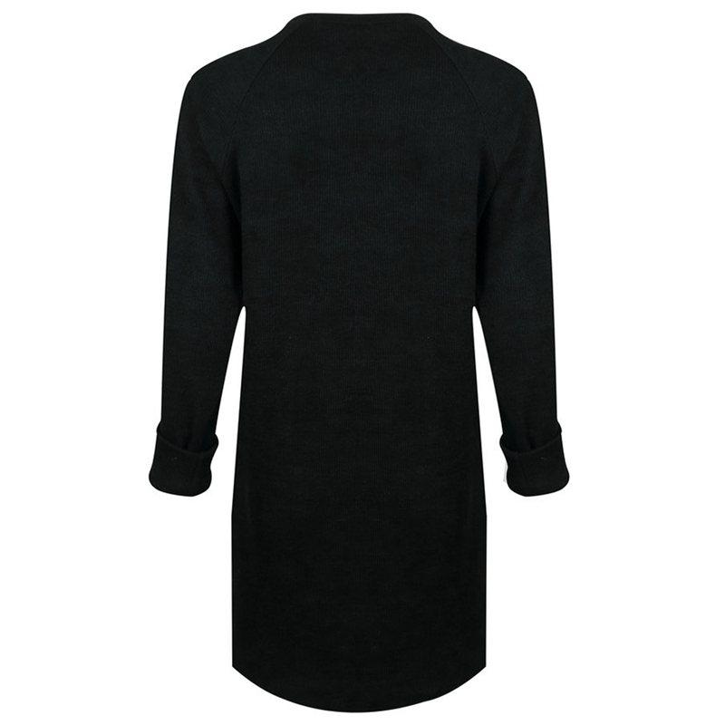 Femme-Mode-Automne-Hiver-O-Cou-A-Manches-Longues-Chaud-Robe-De-Chandail-En-Q1I3 miniature 21