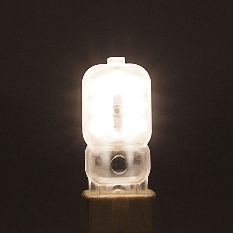 10-X-G9-5W-LED-Dimmable-Capsule-Bulb-Replace-Light-Lamps-AC220-240V-Z7W8 thumbnail 7