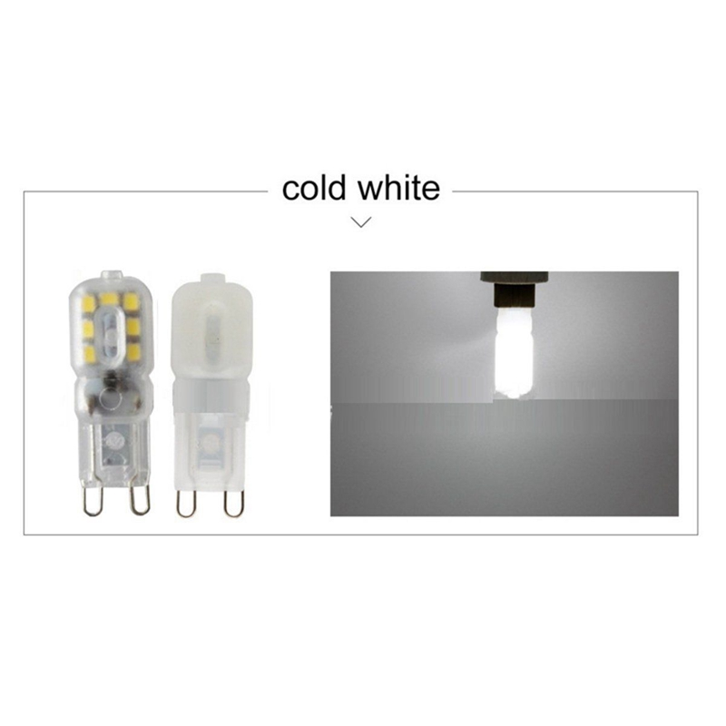 10-X-G9-5W-LED-Dimmable-Capsule-Bulb-Replace-Light-Lamps-AC220-240V-Z7W8 thumbnail 13