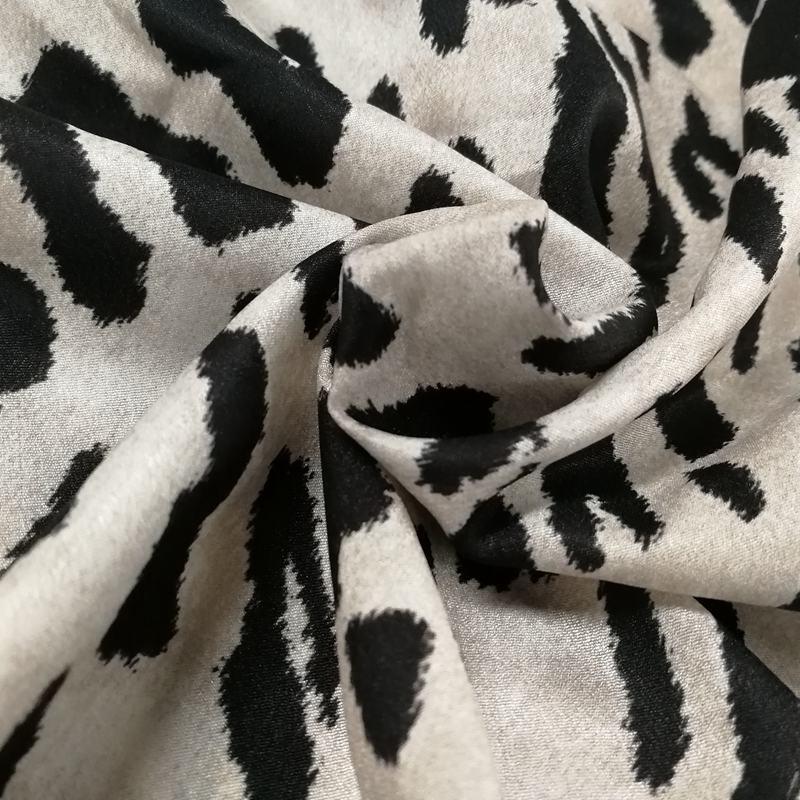 Women-Fashion-Sexy-O-Neck-Leopard-Print-Long-Sleeve-Midi-Dress-Ladies-Party-K6L4 thumbnail 8