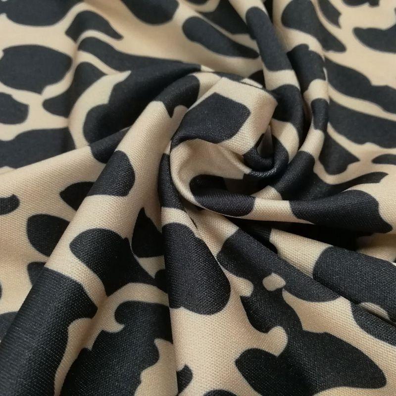 Blusa-Cardigan-Delantero-Abierto-De-Estampado-De-Moda-De-Mujer-Chaqueta-Rop-X2D8 miniatura 8