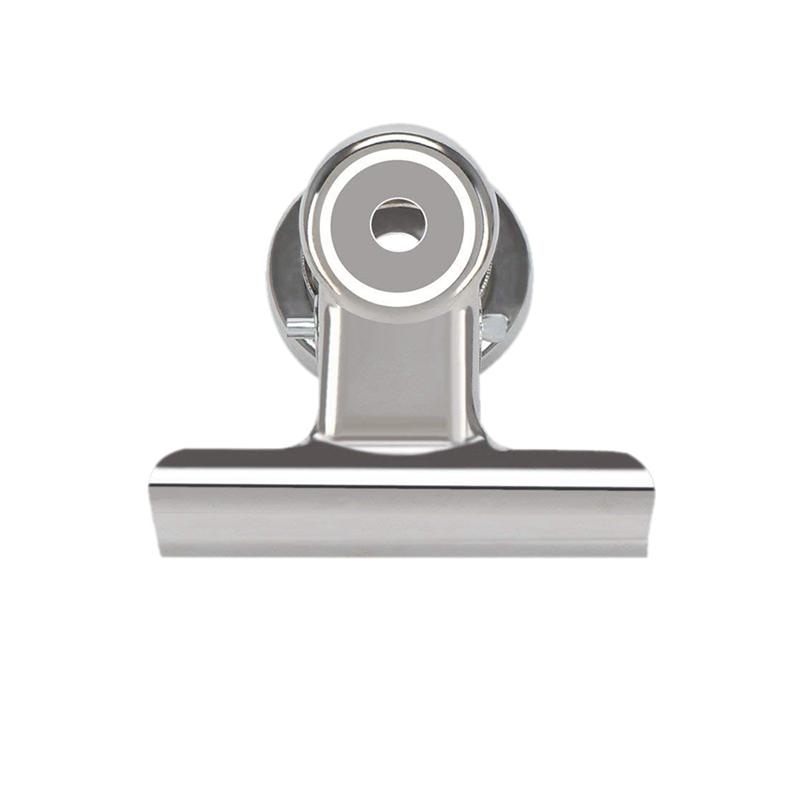 2X-18-x-Heavy-Duty-Refrigerateur-Pince-A-Crochet-Magnetique-Avec-Aimant-Neo-H2C8 miniature 6
