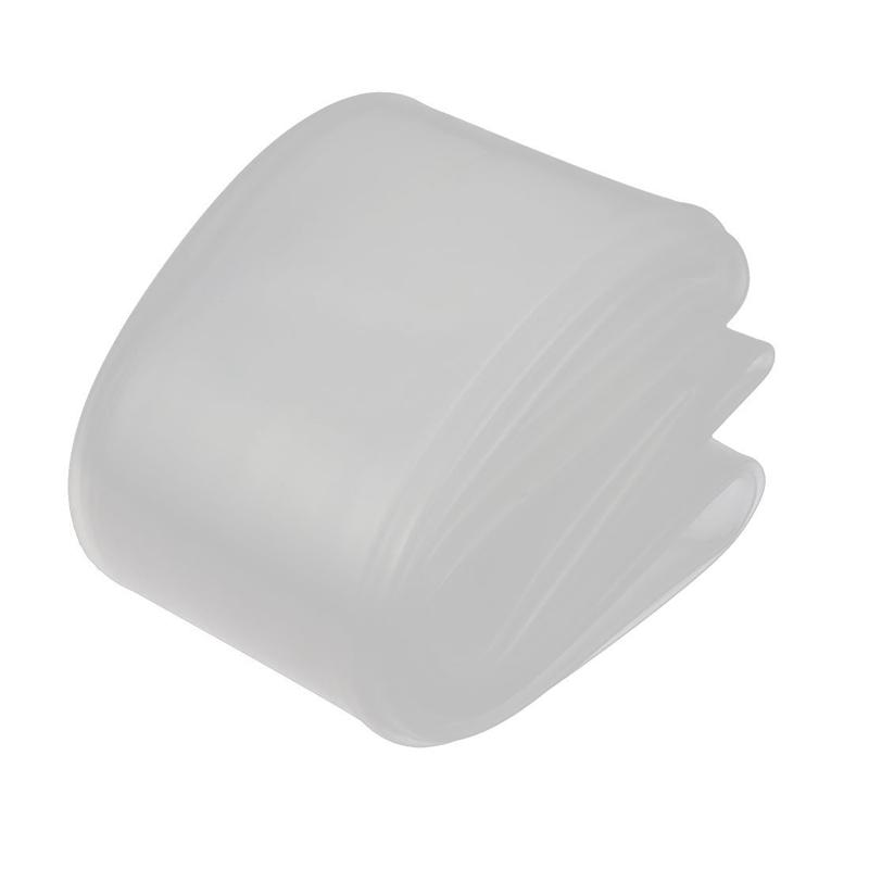 4X-Manchon-De-Tube-De-Retrecissement-Thermique-Transparent-Clair-Cablage-De-K8L4 miniature 3