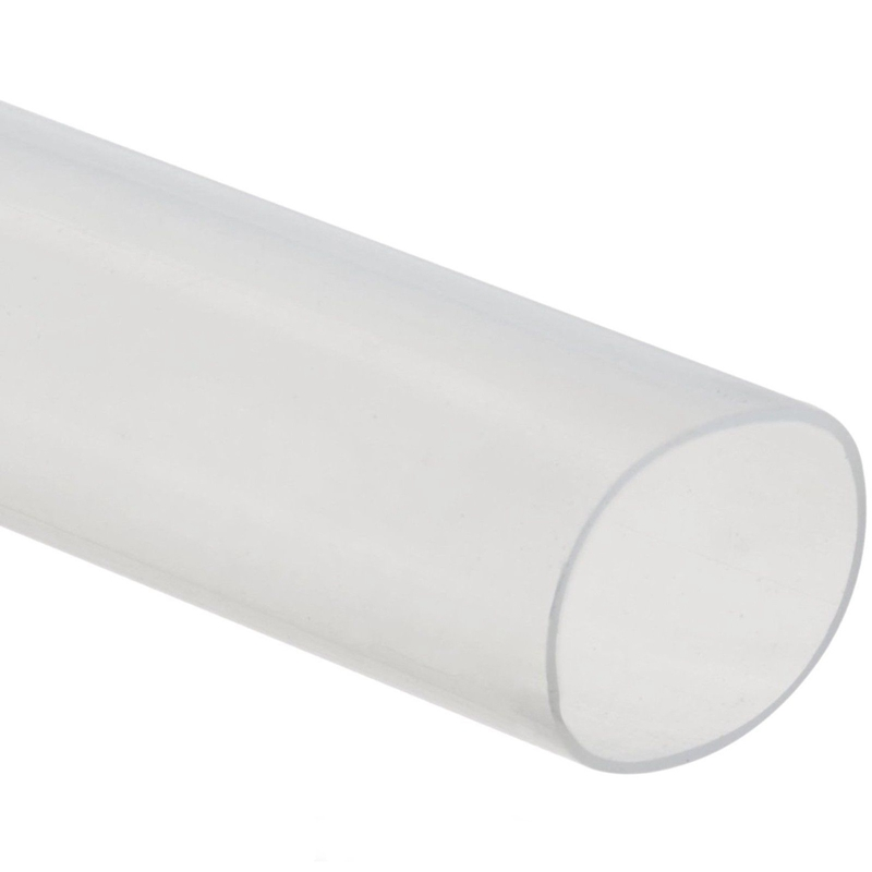 4X-Manchon-De-Tube-De-Retrecissement-Thermique-Transparent-Clair-Cablage-De-K8L4 miniature 6